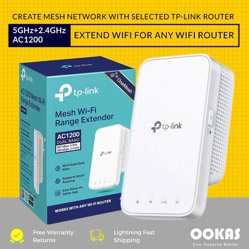 Popular Wi-Fi Range Extenders for the Best Prices in Malaysia