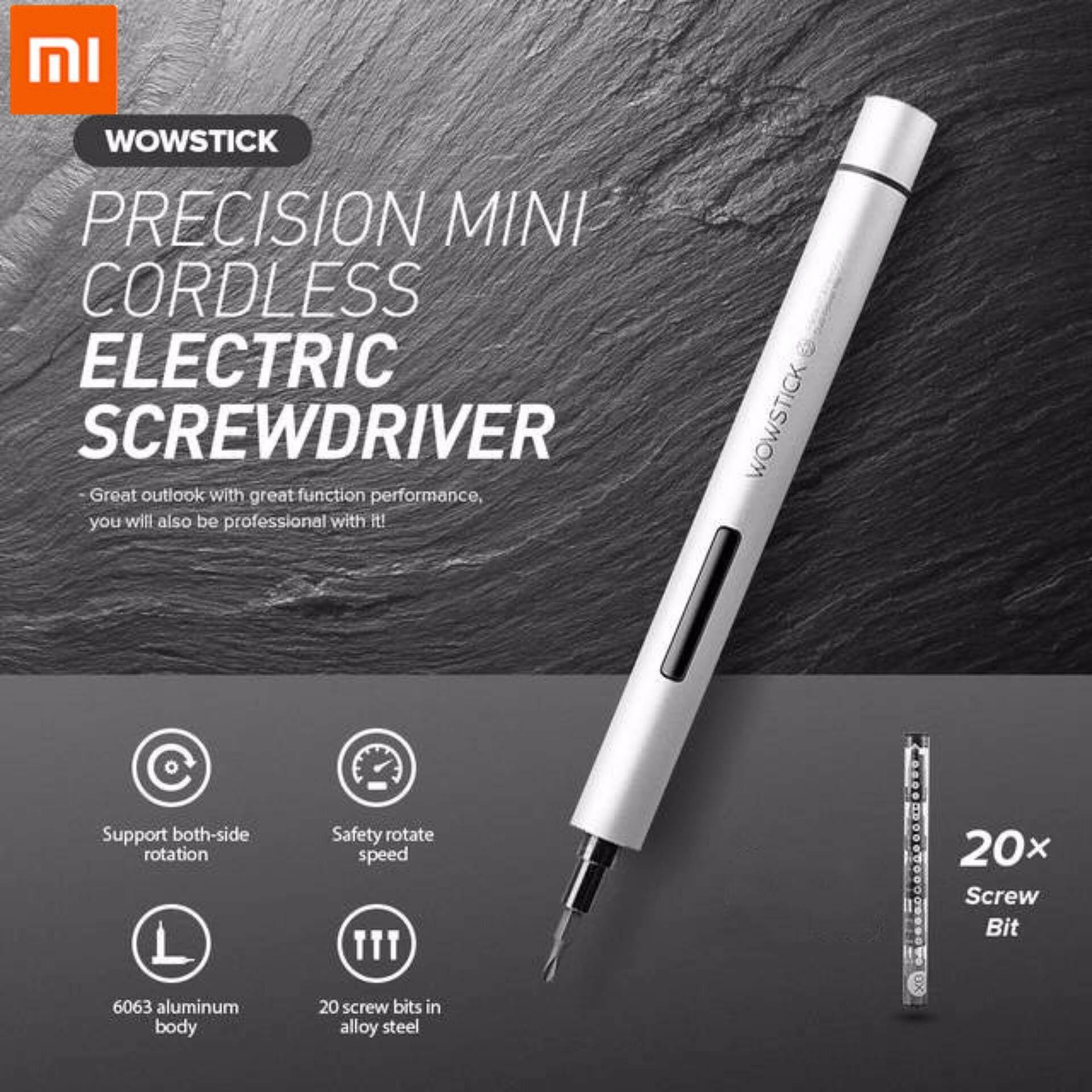 Xiaomi Wowstick 21 in 1 Precision Mini Handheld Cordless Electric Screwdriver