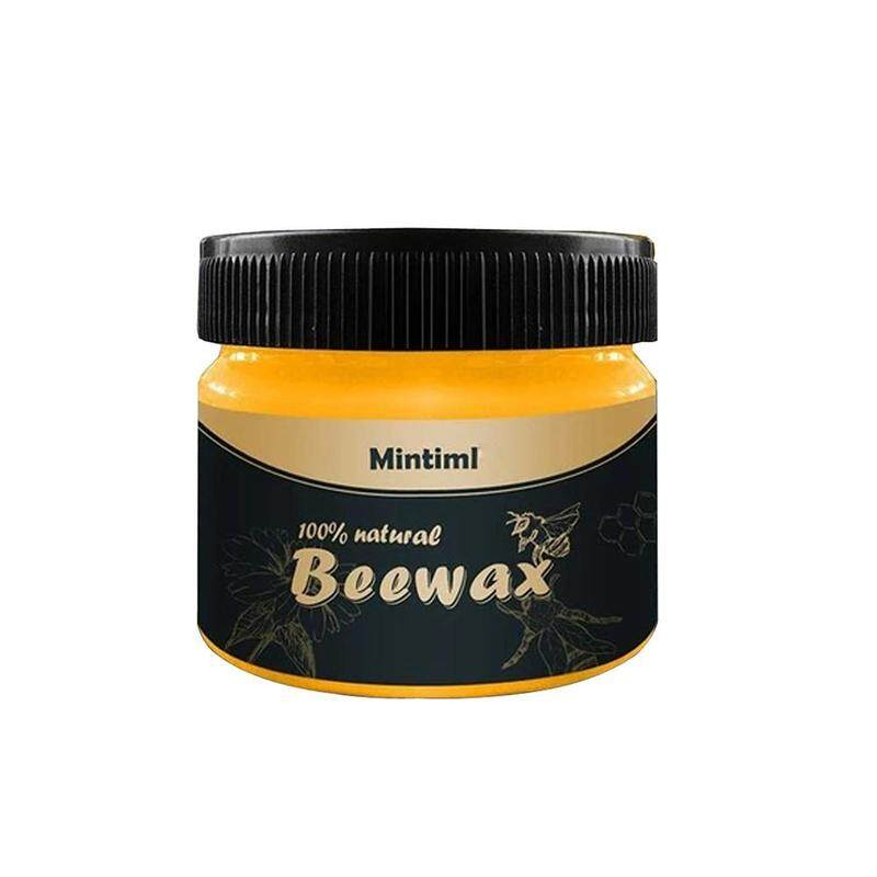 [I Love Home] Beeswax Furniture Care Polishing Waterproof Wear-resistant Wax Floor Wax Wood Seasoning Beewax