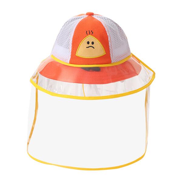 Giá bán Cuomiz®Tấm Chắn Toàn Mặt Chống Nhổ Nước Đáng Yêu Cho Trẻ Em, Mặt Trời Bảo Vệ Xô Hat Cap
