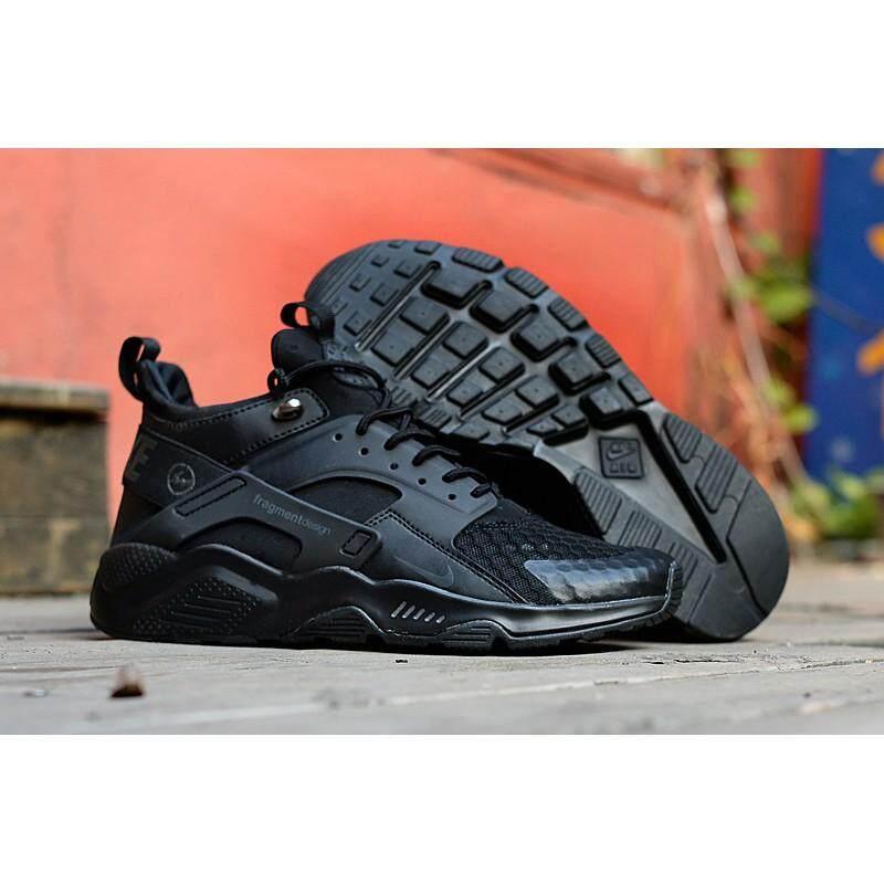 ยี่ห้อไหนดี  ชุมพร Ready_Stock_Nike_Air_Huarache_Fragment_Design_Lighting_Running_Shoes_Men_Sneaker