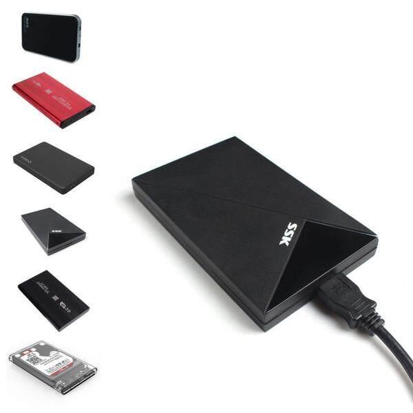 Bảng giá Disque Dur Externe USB 2,5 Pouces SSD 3.0 Ổ Đĩa Cứng Boîtier Hộp Phong Vũ