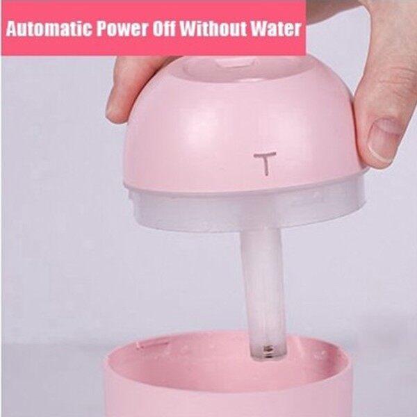 Mist Maker Humidifier Diffuser Office Small Sprayer 1.5W 220ML Air Purifier Singapore