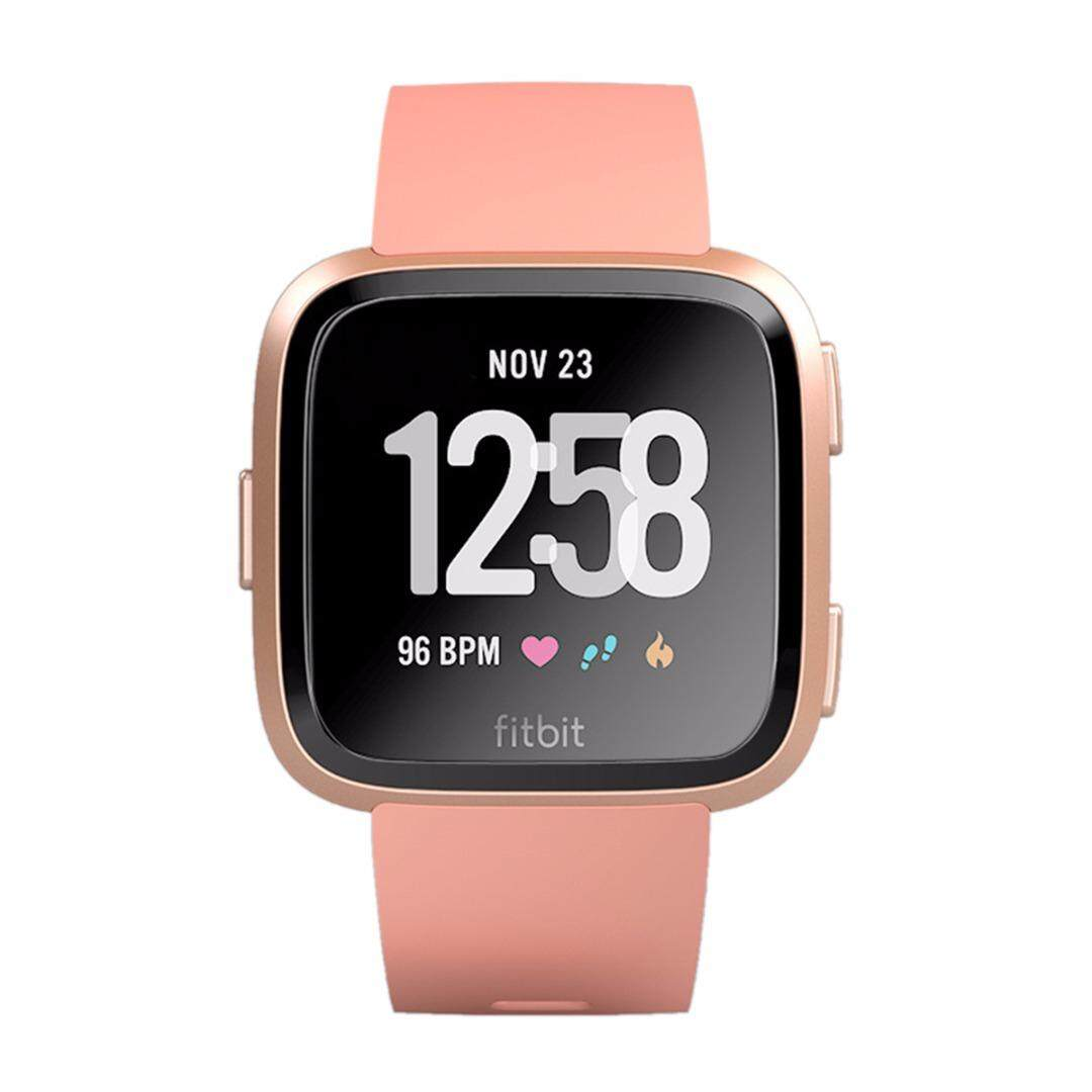 idealhere 0.26mm Tempered Glass Film Screen Protector For Fitbit Versa Smart Watch Malaysia