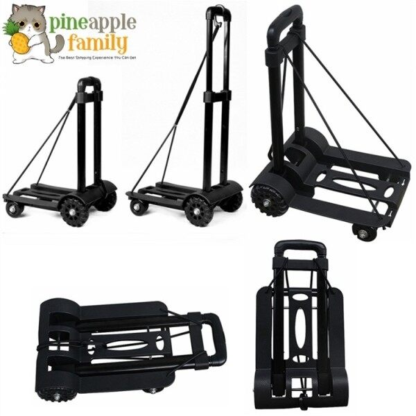 △✢✓  Mini Multi-Functional Fordable Trolley
