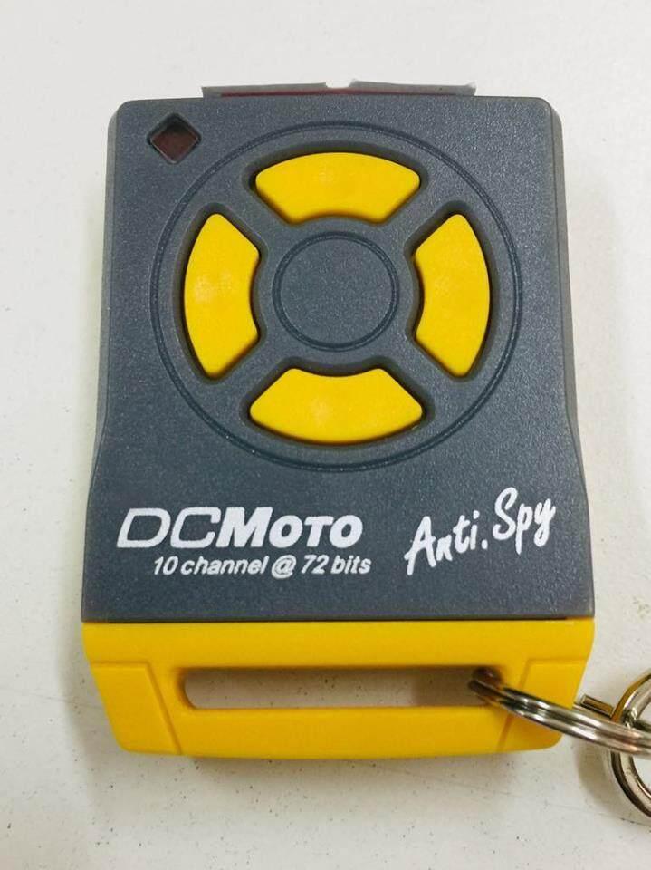 DCMOTO ORIGINAL Anti spy channel remote control (Blue LED)