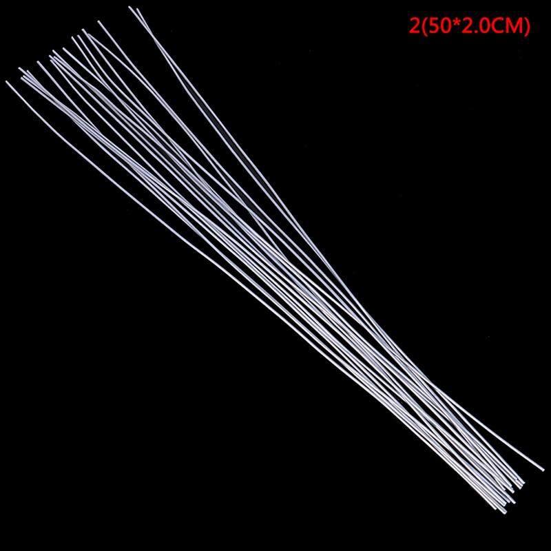 Bloom 10pcs Flux Cored Aluminum Welding Electrodes Low Temperature Brazing Rods 500mm
