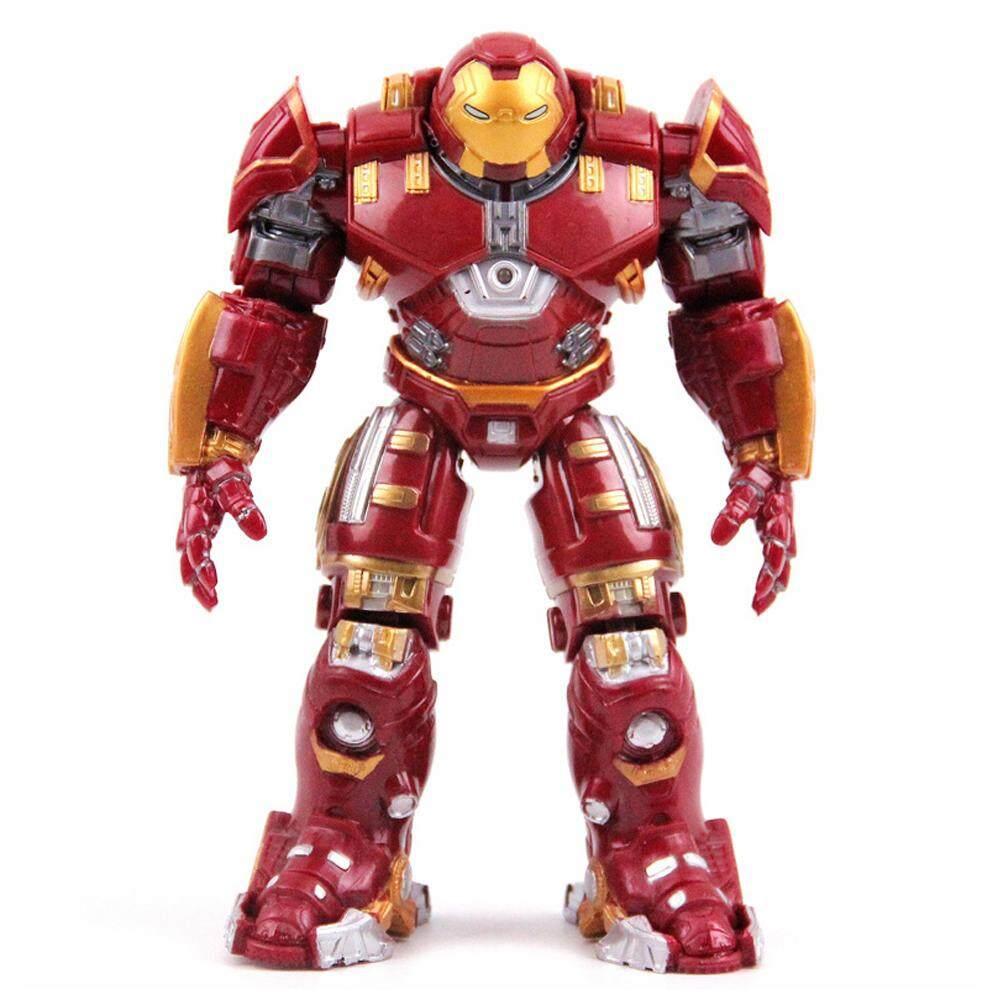 Marvel Avengers Ultron Vô Cực Chiến Tranh Người Sắt Hulk Buster Loạt Nhân Vật Hành Động Bộ Sưu Tập Đồ Chơi Mô Hình cho Bé Trai Nhật Bản