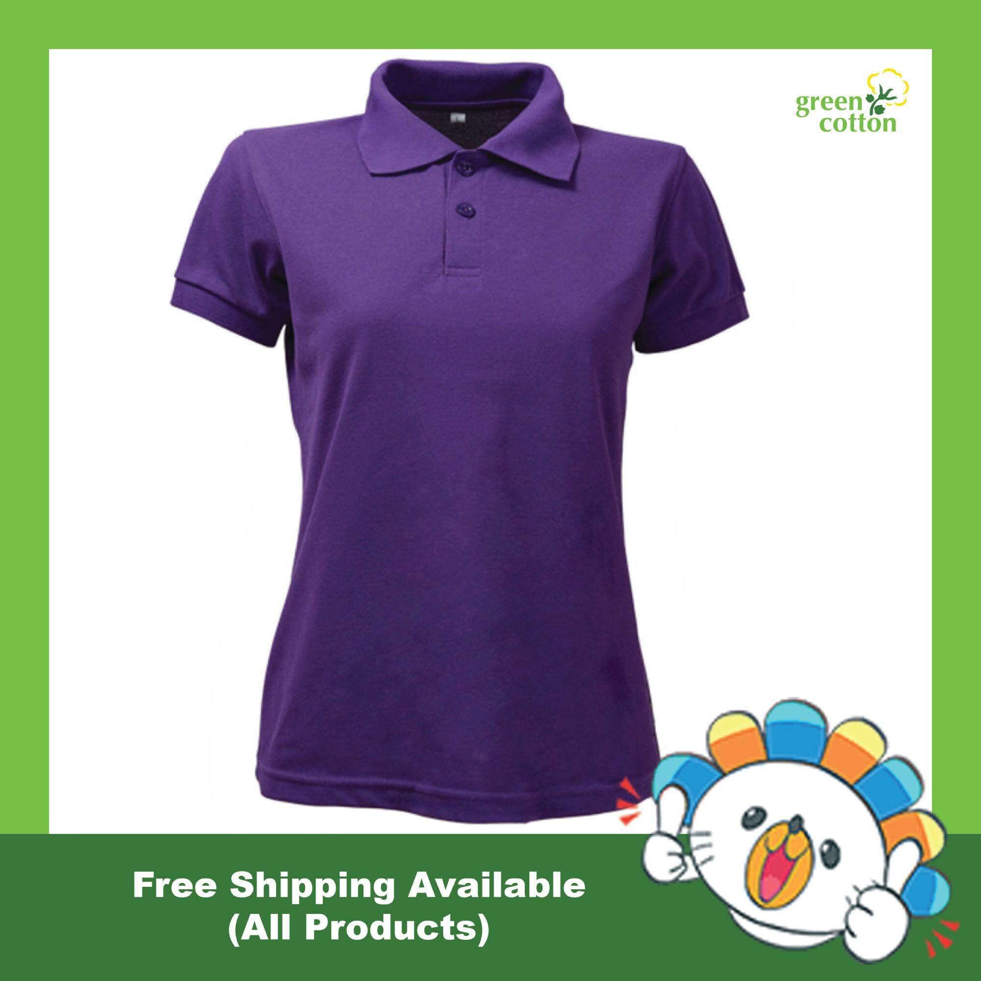 6e33b606d Best Seller Quality Ladies Female Cut Casual Short Sleeve Polo Shirt