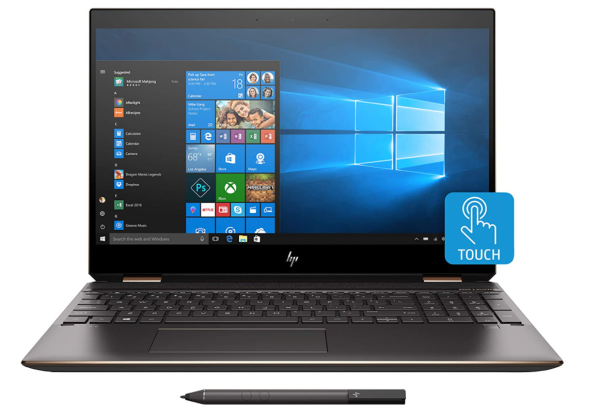 NEW HP Spectre x360 2-in-1 15.6 4K Ultra HD Touch-Screen Laptop i7 16GB / 512GB SSD Malaysia