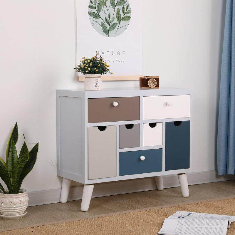 Bedside Table Beautiful Wooden Cabinet  Storage Table By Olive Al Home