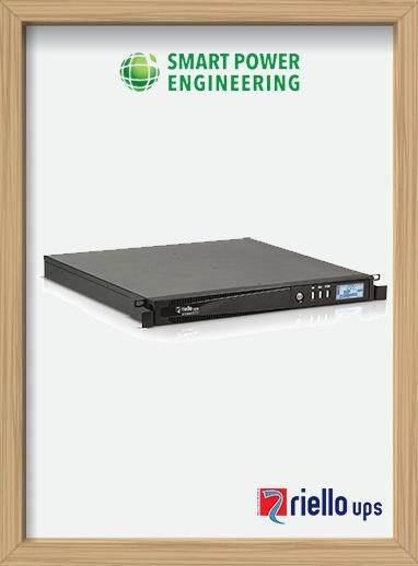 Riello UPS - Vision Rack - VSR 1100VA