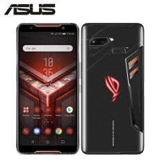 NEW Original ASUS ROG Điện Thoại II ZS660KL Điện Thoại Di Động 8GB 128GB Snapdragon855 Octa Lõi 6.59 1080X2340P 6000MAh 48MP NFC Android 9.0 ROG 2 Cho Asus —- Phiên Bản Toàn Cầu