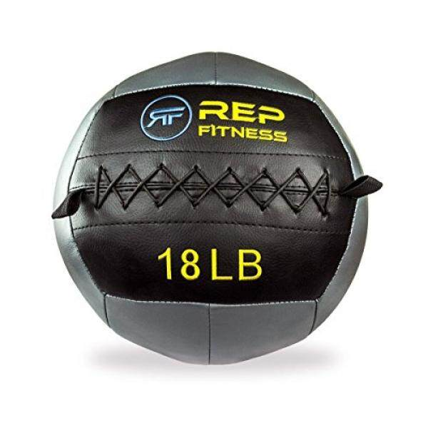 Rep Soft Medicine Ball - 18 Lbs By Hello Commerce.