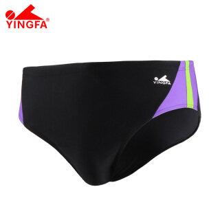 Yingfa 9706 Người Đàn Ông Chuyên Nghiệp Quần Sọt Bơi Lội Nam Tập Luyện Quần Bơi Thiết Bị Làm Nhiễu Quần Short Nam Đồ Bơi Quần Bó Quần Bơi thumbnail