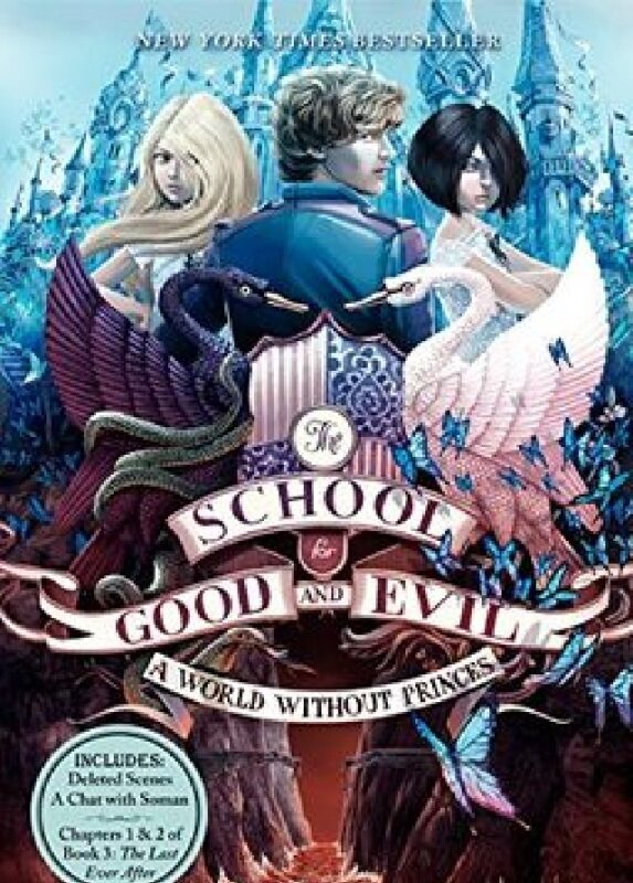(MPH)The School For Good And Evil Vol 02: A World Without Princes :Author :Chainani, Soman  :ISBN:9780062104939 Malaysia