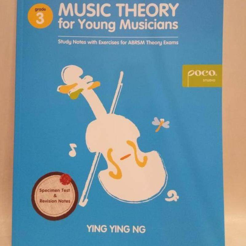 Music Theory for Young Musicians, Grade 3 Malaysia