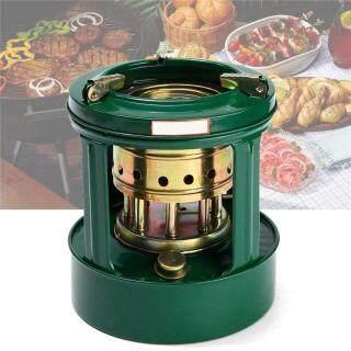 Universal Mini Handy Outdoor 8 Wicks Kerosene Stove Burner Camping Oil Heaters thumbnail