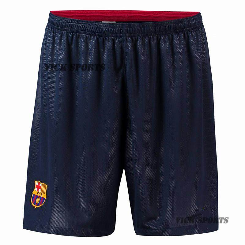 a1d48d372e4 Top Quality Barcelona Jersey trousers Home and Away Football Pants Soccer  Training T-shirt shorts