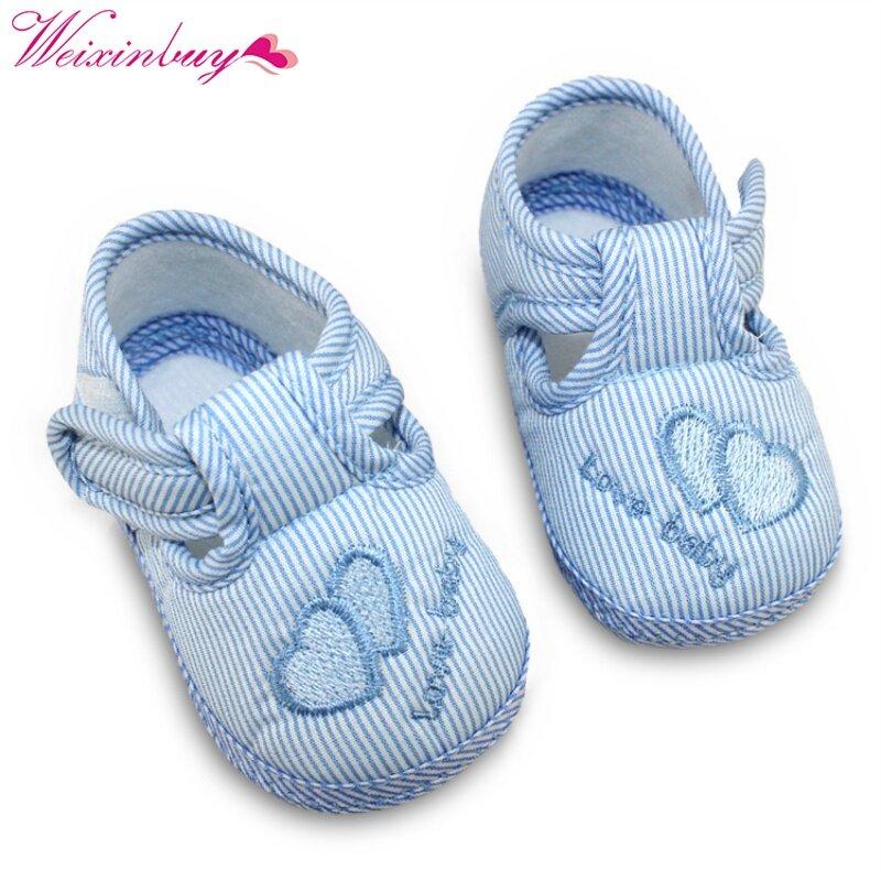 Giá bán Bông Đáng Yêu Cho Bé Giày Tập Đi Unisex Đế Mềm Chống Trượt 0-12 Tháng Tuổi Trẻ Em Trẻ Sơ Sinh Giày
