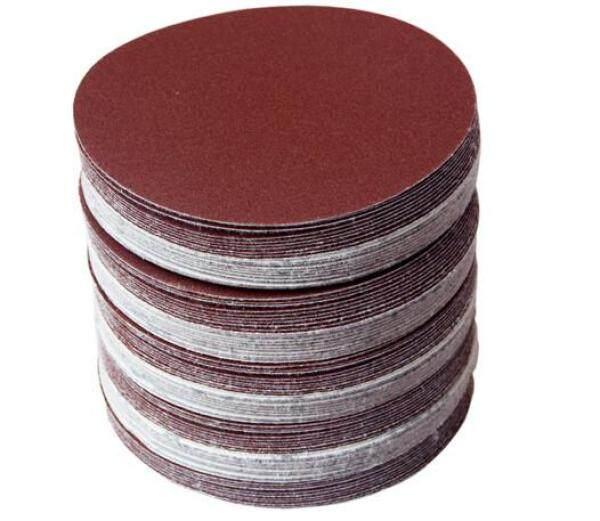 Sandpapers Sanding discs Abrasive 320-1500 Grit Grinding Polishing 30pcs Spare 100mm Flocking