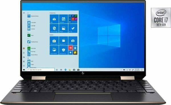 NEW HP Spectre x360 13t i7-1065G7 16GB 512GB SSD 13.3-FHD DARK ASH Silver W10 w/pen Malaysia