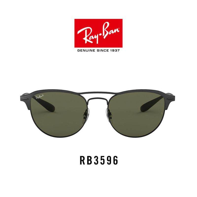 004e4e1692 Original Ray-Ban  Polarized - RB3596 186 9A - Sunglasses
