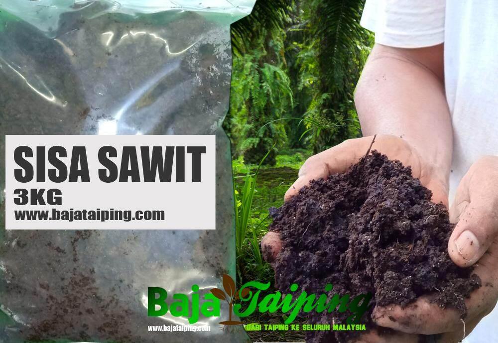 Baja Sisa Sawit (Kompos)  Mini Pek 3KG