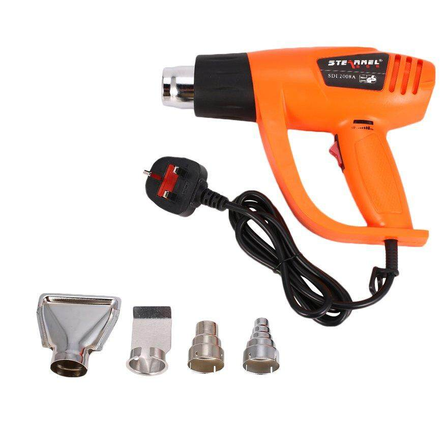 UINN Electric Hot Air Heat Gun 2000W Adjustable Temperature Stripper DIY Tool