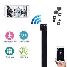 Camera Mini LA WiFi Không Dây HD 1080P, Quay Video Kỹ Thuật Số Kích Hoạt Chuyển Động