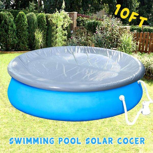Round Pool Cover Protector 10ft Foot Above Ground Protection Swimming Pool Cover Accessories Insulation Film Protector