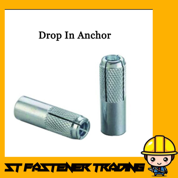 Drop In Anchor ( 1 Packing = 10 Pcs ) M SIze