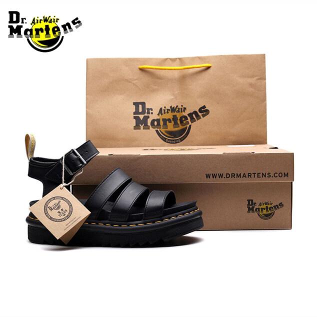 Dr Dotor Martens Air Wair Giày Martins Nữ Mới Mùa Hè, Giày Đi Biển Đế Xuồng Xu Hướng Thời Trang Ngoài Trời Dép Giản Dị giá rẻ