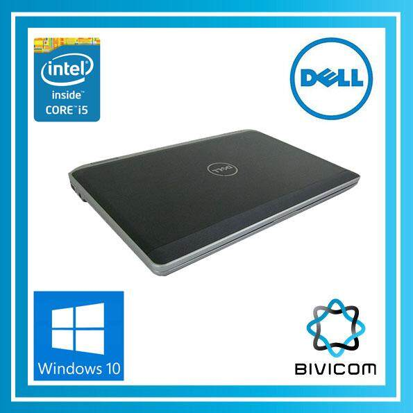 DELL LATITUDE E6320 - CORE I5 PROCESSOR/ 4GB RAM/ 320GB HDD/ W10PRO [REFURBISHED] Malaysia