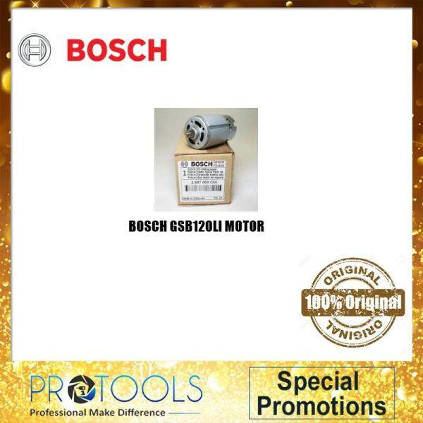 BOSCH GSB120LI SPARE PART - MOTOR  2609199428