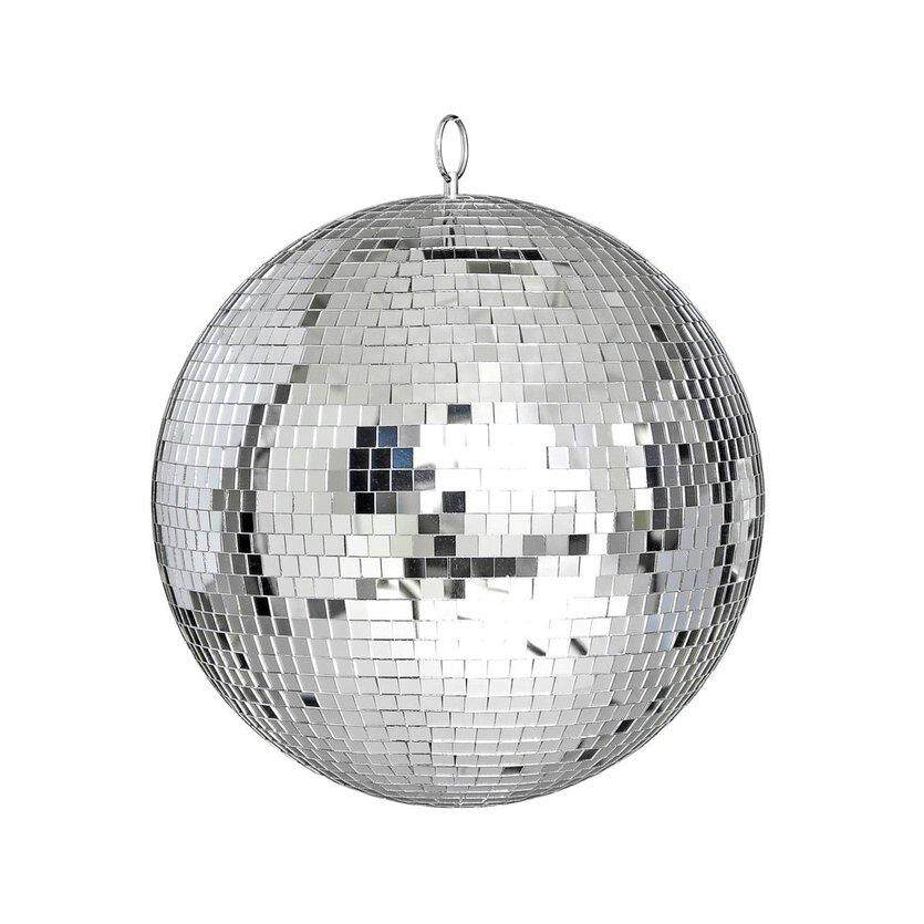 OH Large Mirror Glass Disco Ball DJ Dance Home Party Bands Club Stage Lighting
