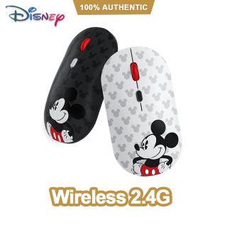 Chuột Không Dây Disney Mickey 100% G Chính Hãng 2.4, Bộ Thu USB Bluetooth 5.0 Chế Độ Kép 1600 DPI Chuột Chuột Văn Phòng Im Lặng Chuột Cho PC Máy Tính Xách Tay T03S thumbnail
