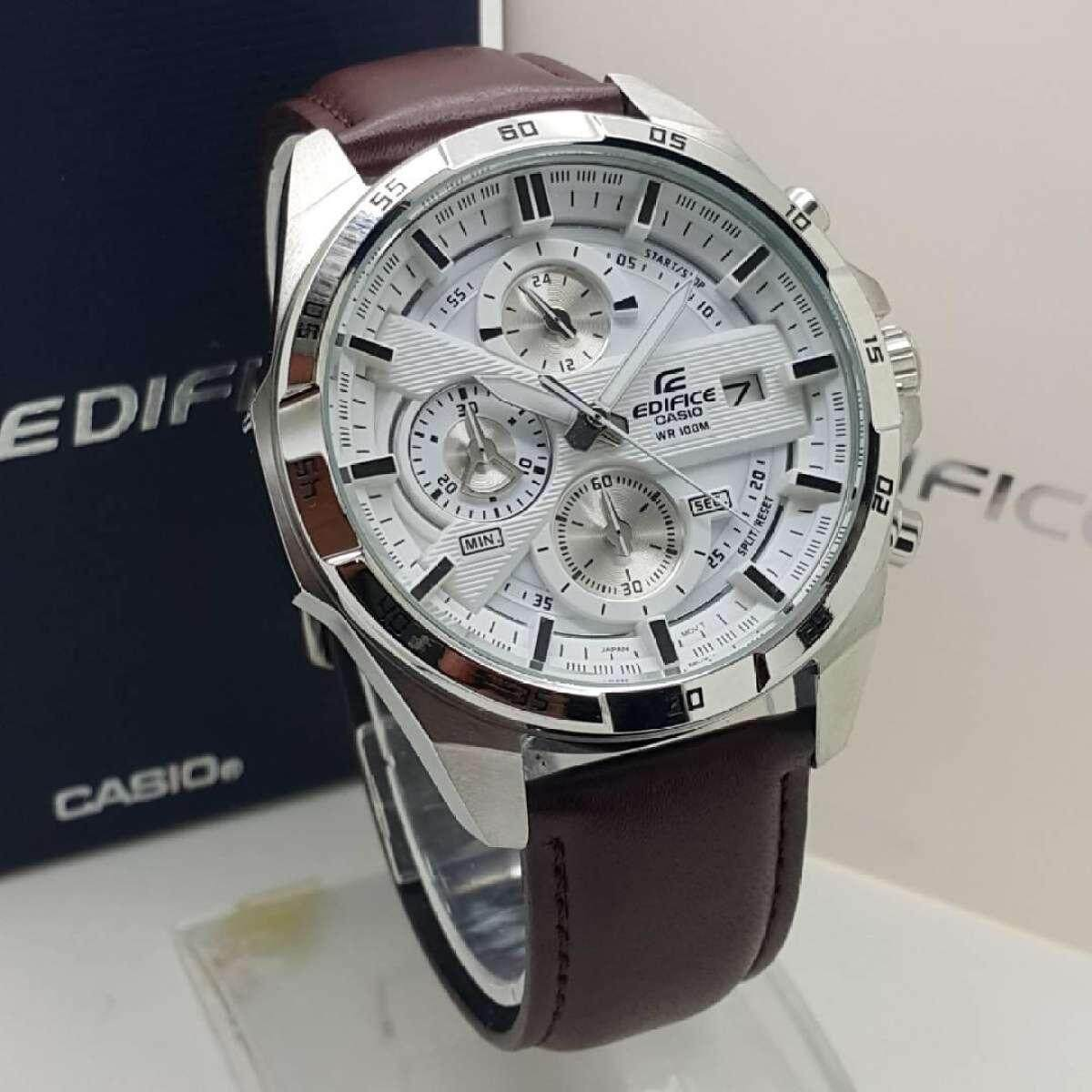Brand New C asio E difice EFR556d Men's Watch Malaysia