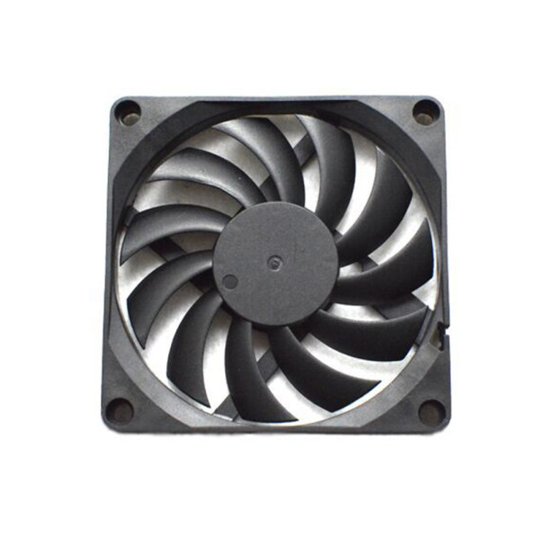 Valeriee 3000RPM 80mm DC 5V 2 Pin Silent PC Computer Case Cooling Fan Cooler Radiator Malaysia