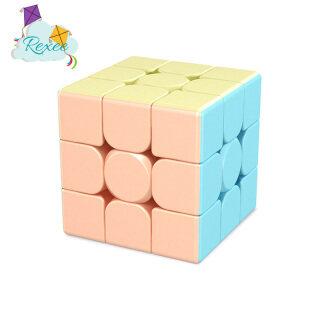 Đồ Chơi Rubik 3x3x3 - Rubik Magic Cube 3x3 Promotion HÀNG XỊN xoay cực mượt (shop có đủ rubik 2x2x2, 3x3x3, 4x4x4, 5x5x5) thumbnail
