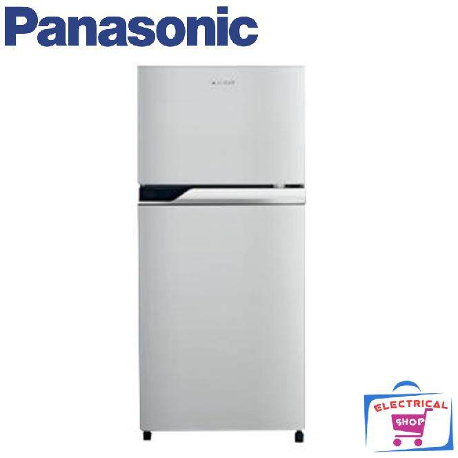 Panasonic Refrigerator NRBN168SSMY 153L 2 Door Top Freezer NRBN168 Fridge