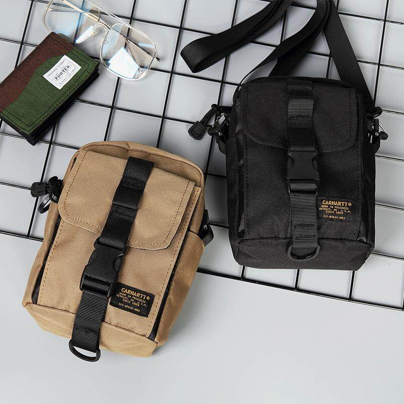 Carhartt Men Stylish Sling Bag Oxford Messenger Bag Waterproof Crossbody Bag By Home Of Yiqi.