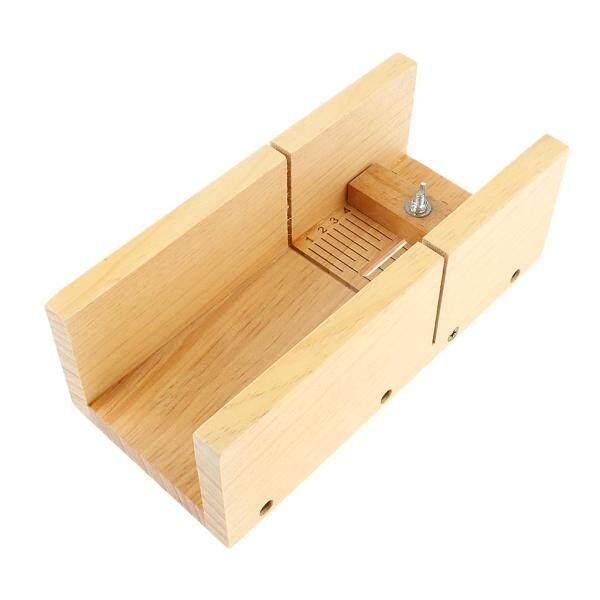 Mua Blesiya chính xác xà phòng bằng gỗ Loaf khuôn khuôn cắt hộp cắt tỉa làm trường hợp DIY
