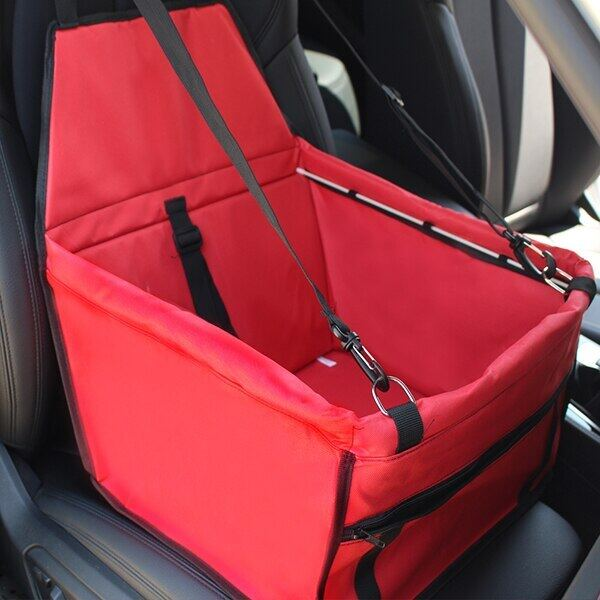 Không Thấm Nước Tăng Cường Oxford Pet Carrier Dog Car Seat Cover Võng Mat Mang Cho Chó Mèo Transportin Perro Hondentassen