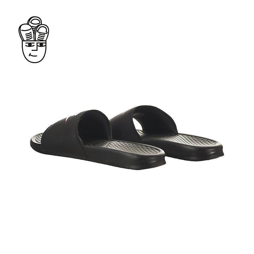 super popular 42a63 8a054 Nike Benassi JDI Sandals Men 343880-060
