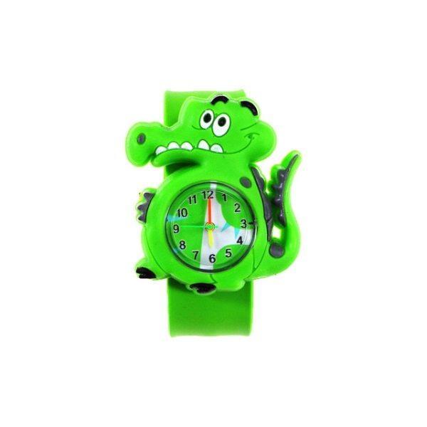 Đồng Hồ Khủng Long Đỏ Cho Trẻ Em Đồng Hồ Silicon Màu Hồng Đồng Hồ Đeo Tay Nữ Đồng Hồ Đeo Tay Quartz Watch Head bán chạy