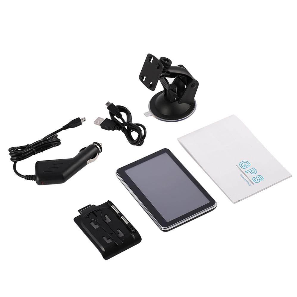 S2T 4G 560 5-Inch Màn Hình Rộng Di Động Bluetooth Vận Tải Đường Bộ Thiết Bị Dẫn Đường GPS với Tuổi Thọ Châu Âu Bản Đồ & Giao Thông Cập Nhật