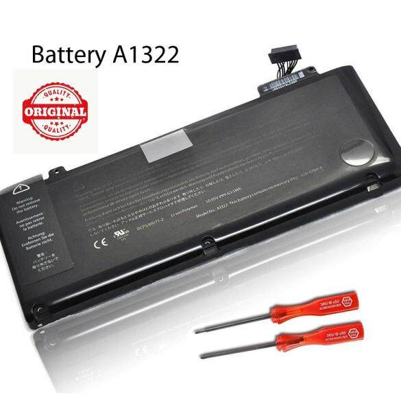 ORIGINAL A1322 Battery for MacBook Pro 13 inch A1278 Malaysia