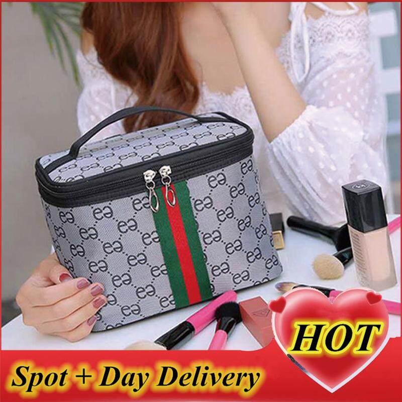 Túi tote đựng đồ trang điểm size lớn, tui dung do trang diem - Johnn Store【READY STOCK - High Quality 】