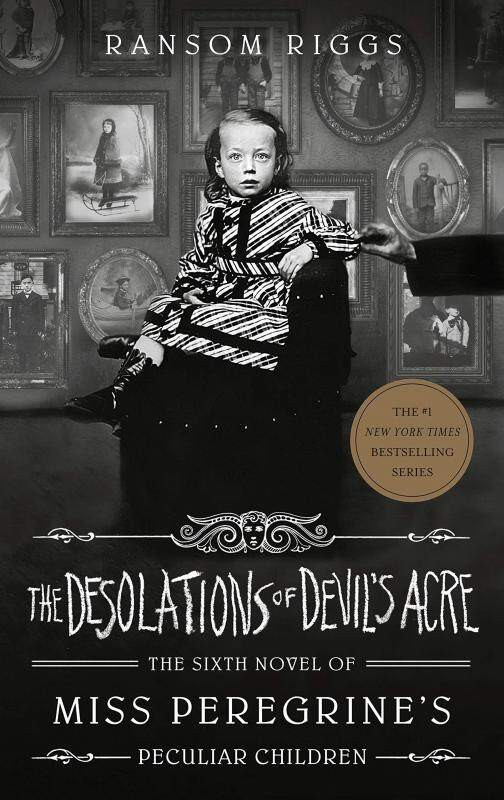 BORDERS EMPOWER PEOPLE: The Desolations of Devils Acre: Riggs Ransom Malaysia